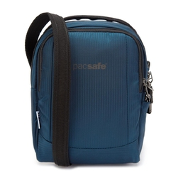 Pacsafe metrosafe ls100 econyl ocean torba męska na ramię - niebieski