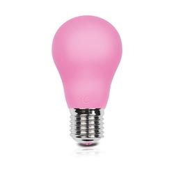 Masażer  jak żarówka - fun toys gbulb vibrator pink