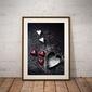 Sweet love - plakat wymiar do wyboru: 21x29,7 cm