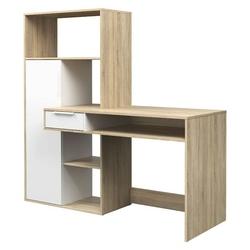 Function plus 2 biurko z extra regałem