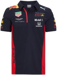 Koszulka polo red bull racing f1 2020