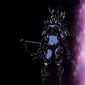 Blizzardverse stencils - sylvanas, the banshee queen, warcraft - plakat wymiar do wyboru: 40x50 cm