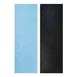 Mata do jogi 8 mm ym06 z torbą niebieska - hms
