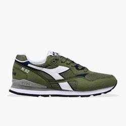 Sneakersy diadora n.92 - zielony