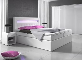Łóżko kontynentalne scilla ii
