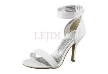 Białe sandały andrea conti