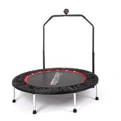 Trampolina fitness z poręczą 140cm - insportline