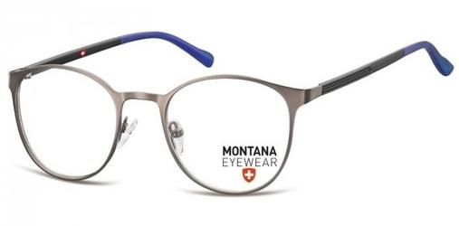 Okrągłe oprawki optyczne pod korekcję mm607c