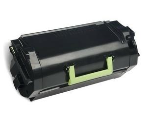 Lexmark Toner 522 6k black MS810811812 52D2000