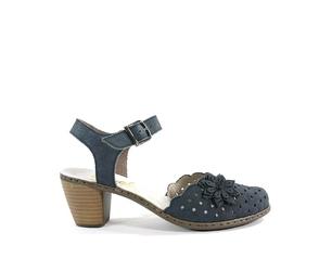 Sandały damskie rie 40956 gra