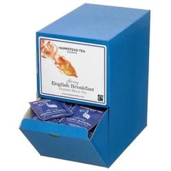 Hampstead | strong english breakfast - herbata czarna mocna saszetki 250szt. | organic - fairtrade