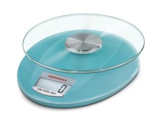 Elektroniczna waga kuchenna roma sky blue