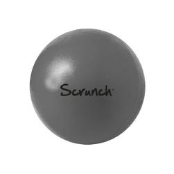Elastyczna piłka scrunch-ball - ciemno szara