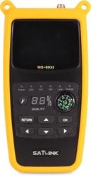 Miernik Satelitarny DVB-S2 HD WS-6933 SatLink - Szybka dostawa lub możliwość odbioru w 39 miastach