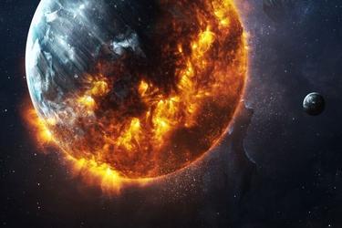 Fototapeta kosmos 2077