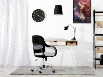 Fotel obrotowy brett nowoczesny czarny