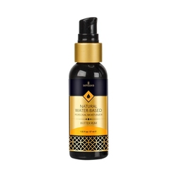 Wodny środek nawilżający - sensuva natural water-based personal moisturizer 57 ml  butter rum