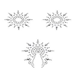 Biżuteria na piersi i łono - petits joujoux gloria set srebrna