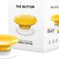 Fibaro the button  przycisk żółty  - szybka dostawa lub możliwość odbioru w 39 miastach