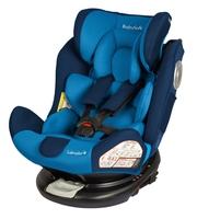 Babysafe labrador niebieski fotelik obrotowy 0-36kg