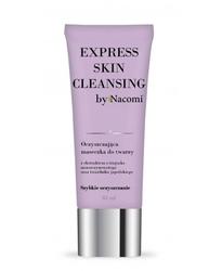 Nacomi maseczka oczyszczająca express skin cleansing 85 ml