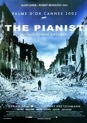 Pianista adrien brody and frank finlay - plakat