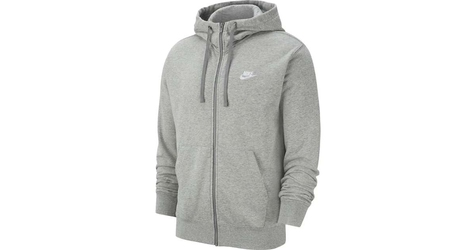 Nike nsw club hoodie bv2648-063 m szary
