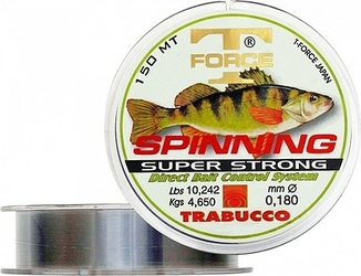 Żyłka spinningowa Trabucco T-Force SPIN PERCH 0,16mm 150m
