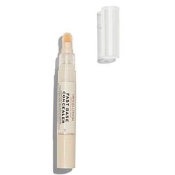 Makeup revolution korektor z gąbką pod oczy fast base concealer c1