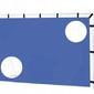 Metalowa bramka piłkarska 180x120 + siatka + mata