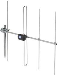 Antena kierunkowa 45-12dab dipol