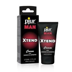 Sexshop - pielęgnacyjny żel dla panów - pjur man xtend cream 50 ml  - online