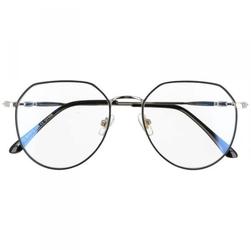 Okulary lenonki z filtrem światła niebieskiego do komputera zerówki 2537-2