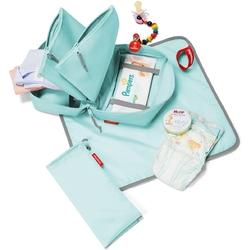 Torba do przewijania niemowląt babycase reisenthel miętowa rir5023