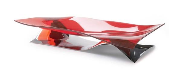Misa na owoce czerwona soffio bugatti