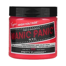 Farba manic panic- high voltage pretty flamingo