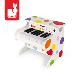 Elektroniczne pianino confetti janod
