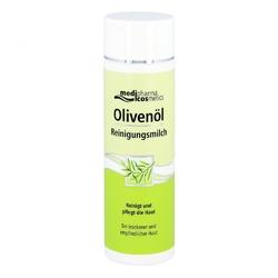 Mleczko czyszczące z olejkiem oliwnym