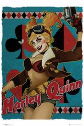 DC Comics Harley Quinn Bombshell - plakat