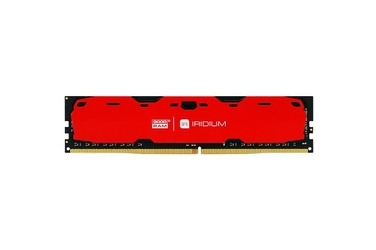 GOODRAM DDR4 IRIDIUM 4GB2400 15-15-15 5128 Czerwona