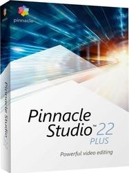 Corel Pinnacle Studio 22 Plus PLML Box   PNST22PLMLEU