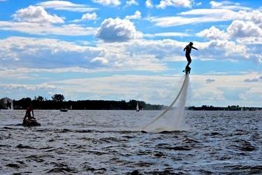 Flyboard - poznań