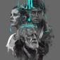 Star wars gwiezdne wojny ii generacja - plakat premium wymiar do wyboru: 40x60 cm