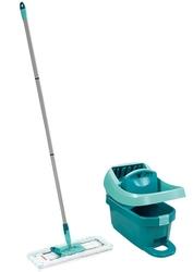 Zestaw profi: mop oraz wiadro na kółkach z wyciskaczem - idealny zestaw do dużych powierzchni