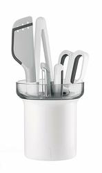 Narzędzia kuchenne Kitchen Active Design w zestawie 5 el. szare