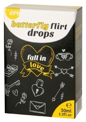 Supl.diety-ero butterfly flirt drops 30 ml