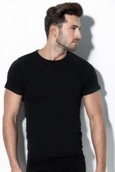 Koszulka męska mtp-001 czarny rossli
