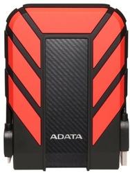 Adata Zewnętrzny dysk DashDrive Durable HD710 1TB 2.5 USB3.1 CZERWONY