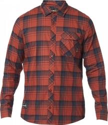 Fox koszula gamut stretch flannel adobe