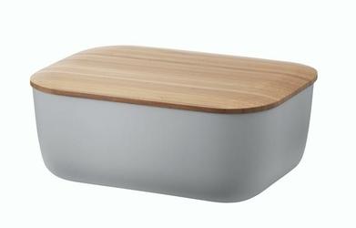 Maselniczka Box-it ciepły szary